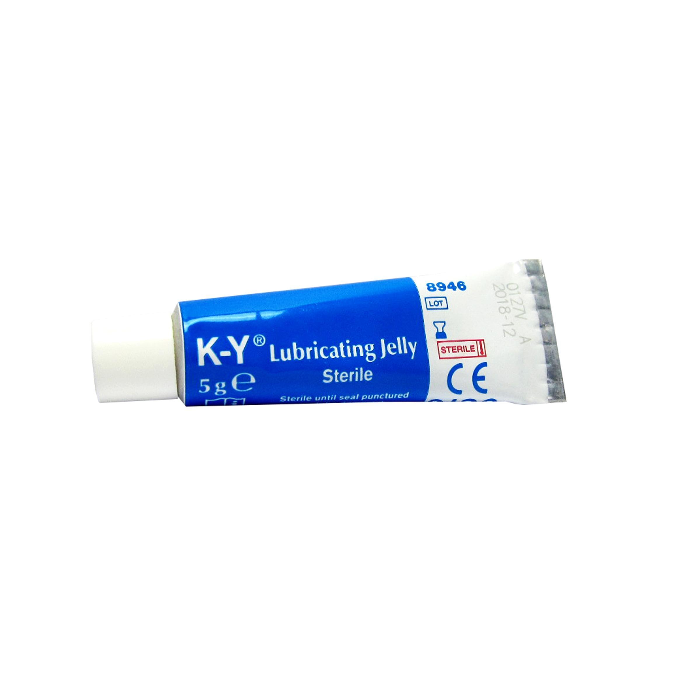 Gel lubrifiant stérile KY