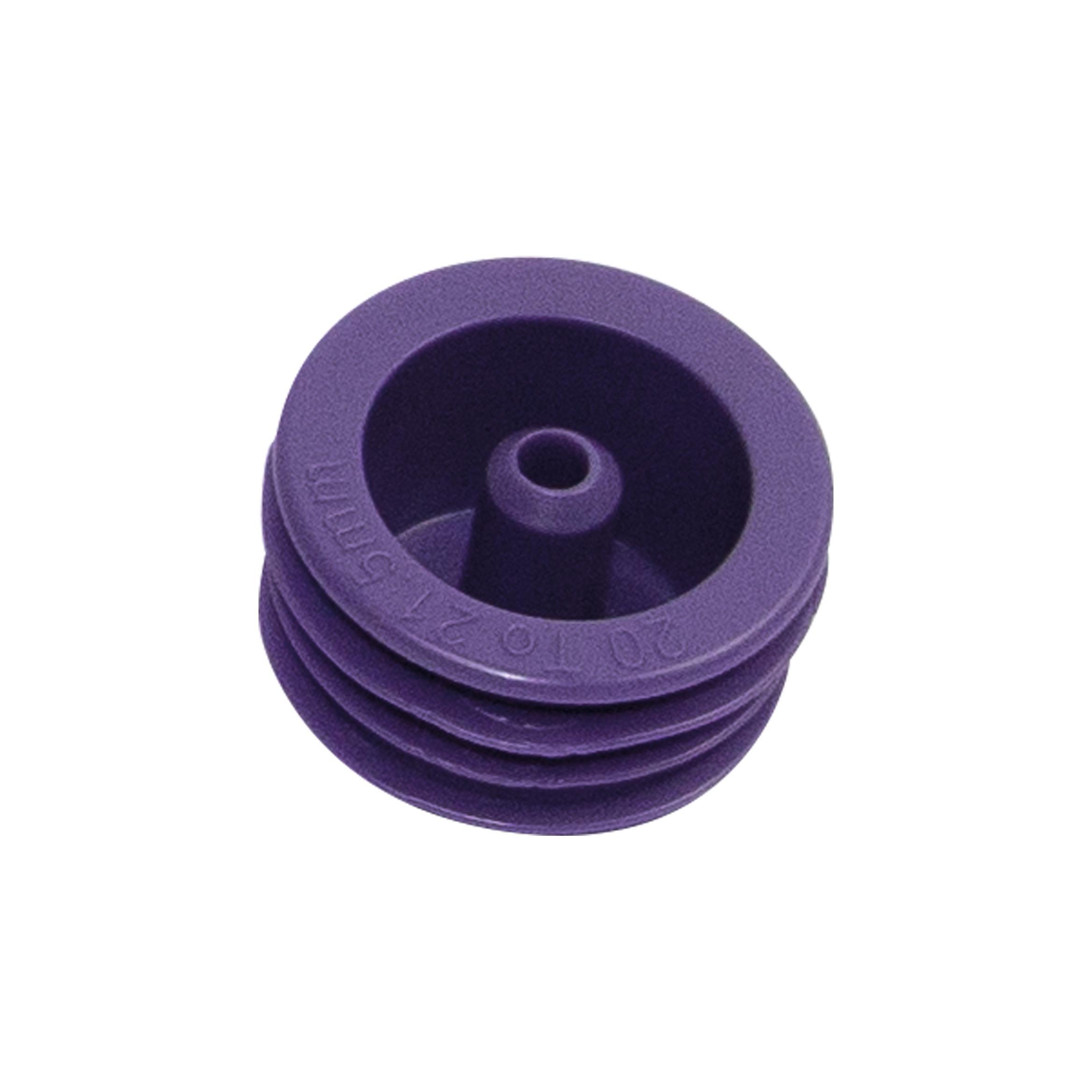 Bouchon vissable ENTRAL™ ENFit™ - seringue-flacon
