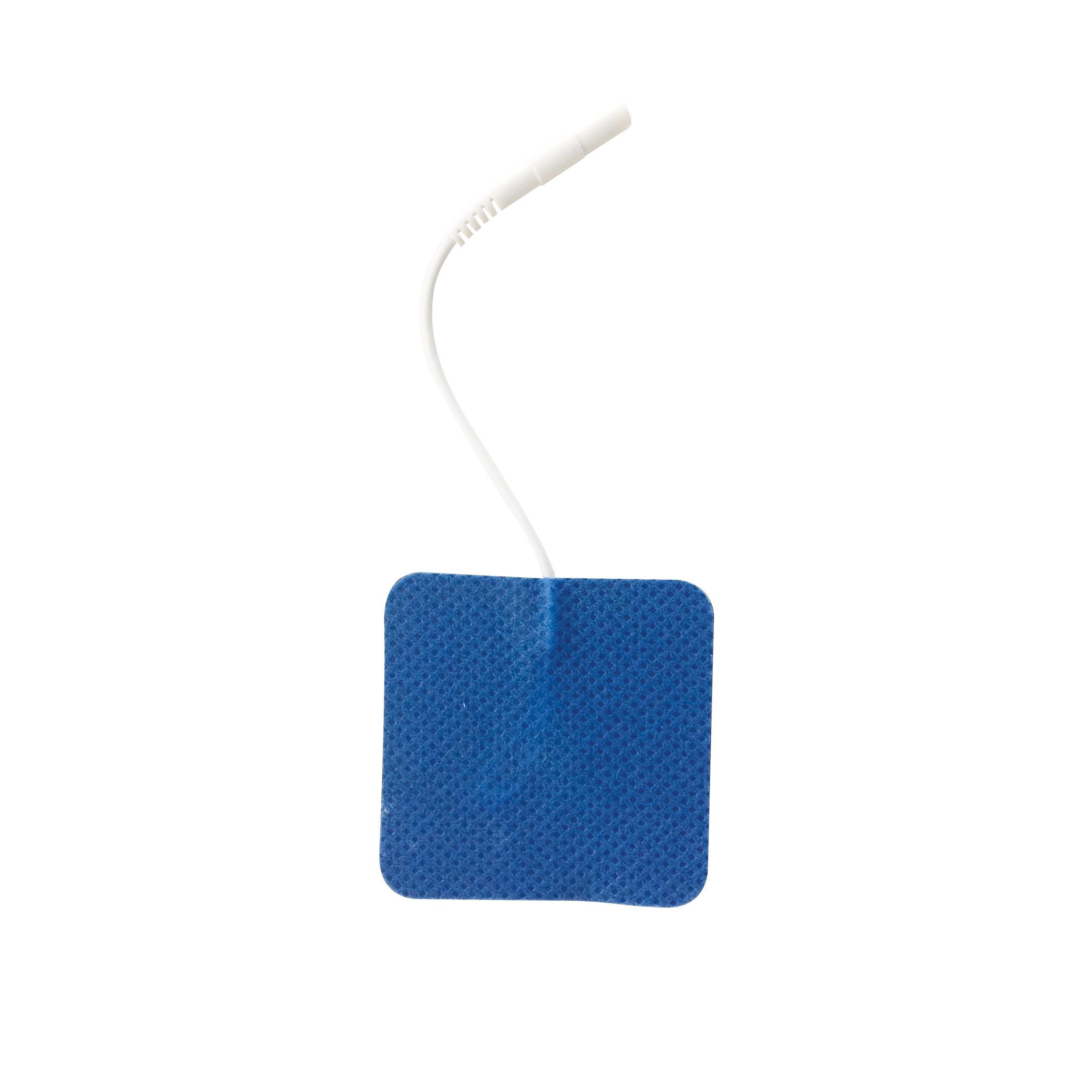 Electrodes carrée FLEXSTIM® Fiche DIN 1,5 mm